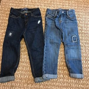 Old Navy Bottoms - ON toddler jeans